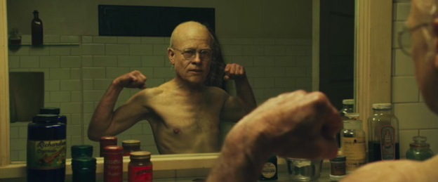 Still from Benjamin Button