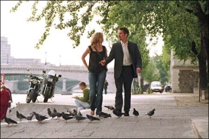 Julie Delpy & Ethan Hawke in Paris