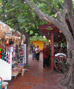 Olvera St., Photo by Pop Culture Nerd