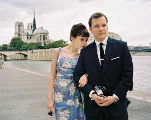 jenny & d in paris
